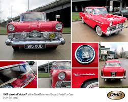 vauxhall victor f david manners group