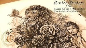 Beautiful Family A Beautiful Family Tattoo Design Dark Design Graphics Youtube