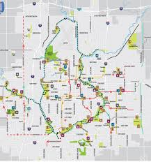Map A Running Route by Bike Riding And Trails City Of Sioux Falls