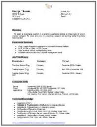 awesome how to make resume for ca articleship ideas simple