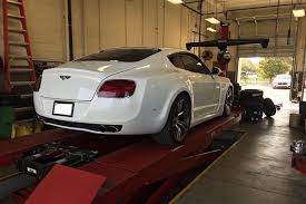 replica cars under this 2016 bentley replica sits a s197 mustang chassis