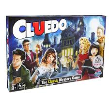 hasbro 387123480 cluedo the classic mystery board game amazon co