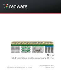 lexisnexis node id alteon va installation and maintenance guide 30 5 network
