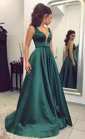 long prom dress cheap sleeveless prom dress a line