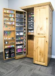 craft cabinet with fold out table ikea craft armoire storage cabinets craft storage craft with fold
