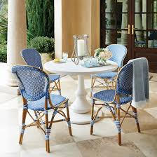 Blue Bistro Chairs Paris Bistro Collection Frontgate