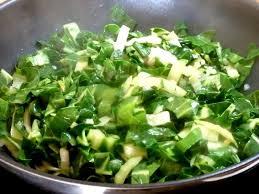 cuisiner les bettes bettes ou blettes minute recette de cuisine alcaline