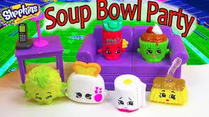 super bowl sunday football sports game party parody shopkins