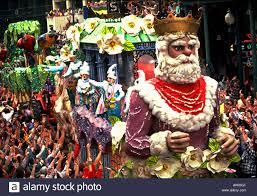 mardi gras parade floats the king float in the rex mardi gras parade new orleans louisiana