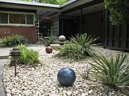 Modern Rock Garden Flower Modern Garden Chsbahrain