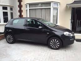 fiat punto evo active 2010 black 1 4 manual petrol 50k genuine
