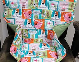 Evenflo High Chair Replacement Cover High Chair Pads Handmade In Usa By Sewingsilly On By Sewingsilly