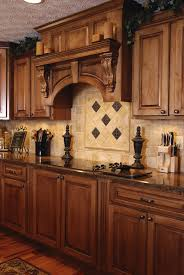 kitchen style dark brown cabinets tuscan kitchen design stone dark brown cabinets tuscan kitchen design stone tile backsplash induction stove top hardwood floors persian rug