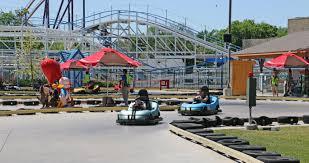 Gurnee Mills Map Winner U0027s Circle Go Karts Six Flags Great America
