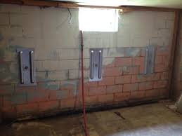 woods basement systems inc foundation repair photo album