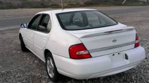2000 nissan altima 2001 nissan altima gxe limited edition walk around youtube