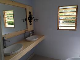 Custom Made Bathroom Vanity Julatten Joinery Custom Timber Furniture Atherton Tablelands