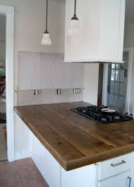 Diy Wood Kitchen Countertops by Kitchen Room 2017 Diy Reclaimed Wood Countertop Averie Lane Diy