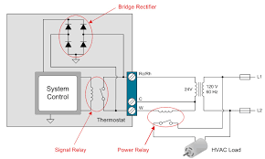 how to power your thermostat using solid state relays industrial