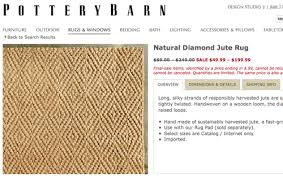 Pottery Barn Rugs For Sale Bedroom Rug Hunting Young House Love