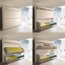 Stylish Folding Bunk Beds  MYGREENATL Bunk Beds  Easy Hiding A - Folding bunk beds