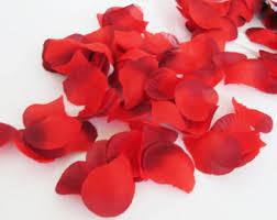 Silk Rose Petals Silk Rose Petals