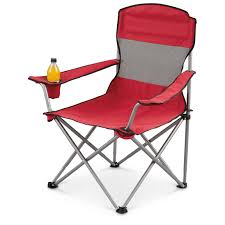 Camping Lounge Chair Guide Gear Cool Seat Camp Chair 234241 Chairs At Sportsman U0027s Guide