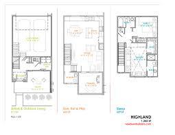highland floor plans stapleton denver