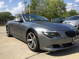 bmw 650i 2008 convertible 2008 bmw 6 series 650i 2dr convertible in columbia mo revelation