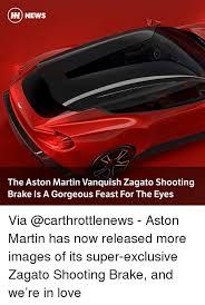 Ls Memes - h news the aston martin vanquish zagato shooting brake ls a