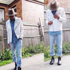 tyric davon u0027e topman pharell hat 21 men white leather h u0026m