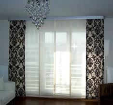 curtains and blinds for sliding glass doors fascinating curtain panels for sliding glass doors 45 for modern