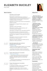 Resume Samples For Lecturer In Computer Science by President And Founder Resume Samples Visualcv Resume Samples