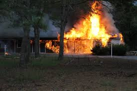 slideshow fire at old cavalier motel ruled arson