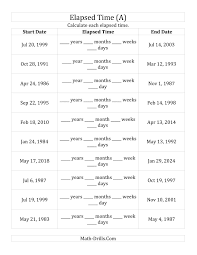 elapsed time worksheets 4th grade collection of solutions elapsed time worksheets pdf on reference