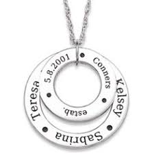 Necklaces With Children S Names Top Mother U0027s Day Gifts 2017 30 Best Gift Ideas Family Tree