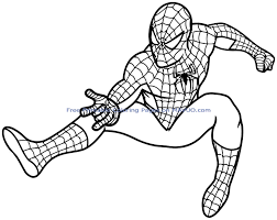 picturesque design ideas superhero coloring pages for kids super