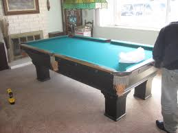 brunswick monarch pool table how to disassemble a brunswick balke collender pool table service
