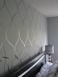 Wall Painting Patterns by Wall Painting Designs For Bedrooms 25 Best Ideas About Wall Paint