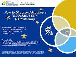 Home Quality Care by Qapi Meeting South Dakota Foundation For Medical Care