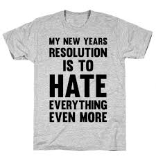 new years t shirts my new years resolution is to everything even more t shirt
