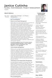 team manager resume sles visualcv resume sles database ankur s blog more latex document classes resume and cover letter