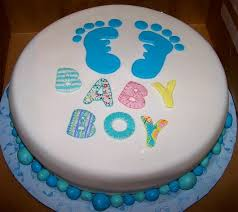 Baby Shower Pastel - pasteles baby shower