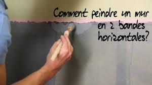 Comment Peindre Une Chambre Pour L Agrandir by Peindre Le Bas De Vos Murs Conseils Maison U0026 Travaux
