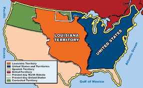Location Of The Ottoman Empire by Purchasing The Louisiana Territo Simplebookletcom Ysopmie 1803
