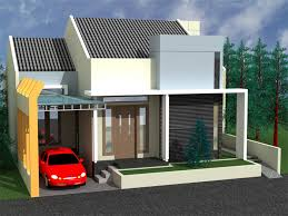 desain exterior bangun rumah jasa arsitek