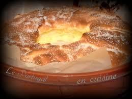cuisine du portugal pão de ló le gâteau du portugal une cuillerée pour papa