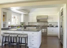 kitchen with island and peninsula kitchen design with peninsula akioz
