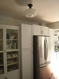 Kitchen Ceiling Lighting Design Ideal Place For Schoolhouse Pendant Light Lighting Designs Ideas