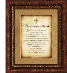 serenity prayer picture frame 11 best framed wall christian verses images on